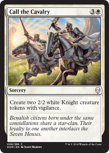 Call the Cavalry (Foil)