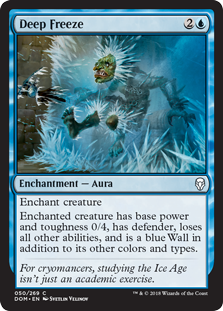Deep Freeze (Foil)