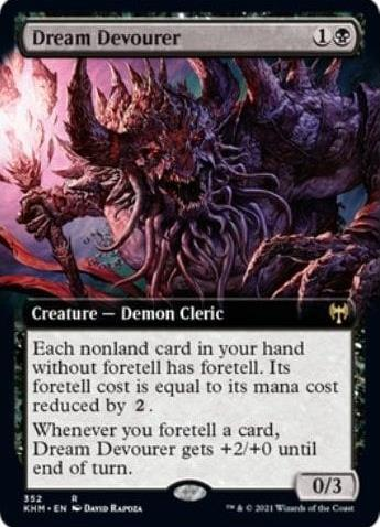 Dream Devourer (Extended Art)