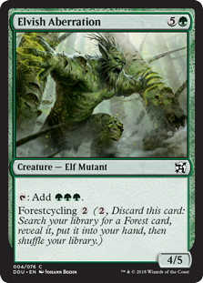 Elvish Aberration