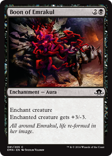 Boon of Emrakul (Foil)