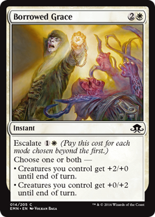 Borrowed Grace (Foil)