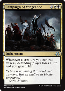 Campaign of Vengeance (Foil)