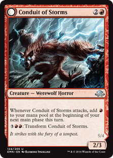 Conduit of Storms (Foil)