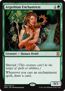 Argothian Enchantress (Foil)