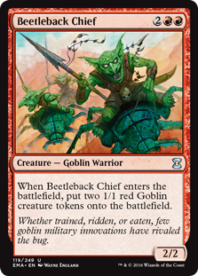 Beetleback Chief (Foil)