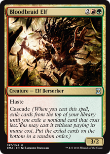 Bloodbraid Elf (Foil)