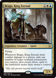 Brago, King Eternal (Foil)