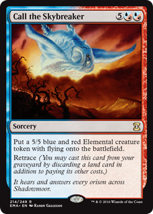 Call the Skybreaker (Foil)