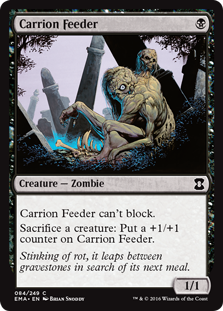 Carrion Feeder (Foil)