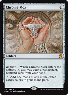 Chrome Mox (Foil)