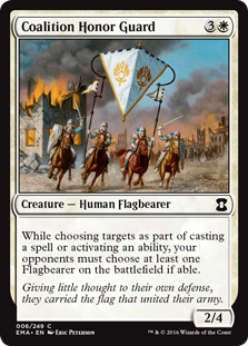 Coalition Honor Guard (Foil)