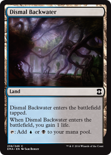 Dismal Backwater (Foil)