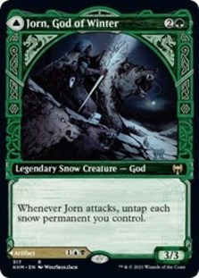 Jorn, God of Winter (Showcase)