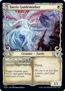Faerie Guidemother // Gift of the Fae (Showcase Foil)
