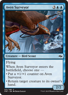 Aven Surveyor (Foil)
