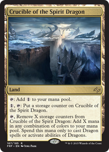 Crucible of the Spirit Dragon (Foil)