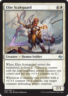 Elite Scaleguard (Foil)