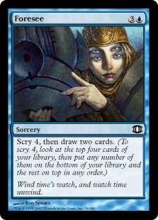 Foresee (Foil)