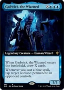 Gadwick, the Wizened (Extended Art Foil)