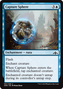 Capture Sphere (Foil)