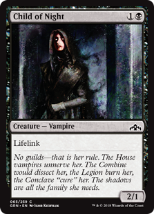 Child of Night (Foil)