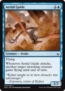 Aerial Guide (Foil)