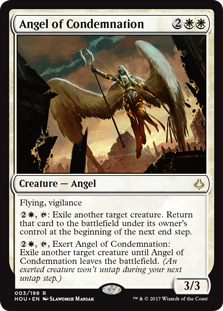 Angel of Condemnation (Foil)