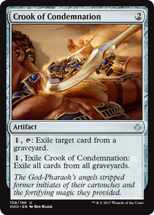 Crook of Condemnation (Foil)