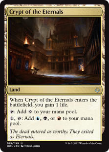 Crypt of the Eternals (Foil)