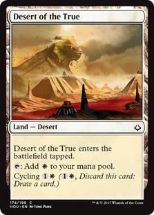 Desert of the True (Foil)