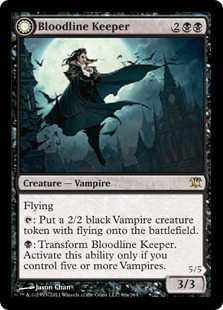 Bloodline Keeper // Lord of Lineage (Foil)