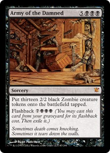 Army of the Damned (Foil)