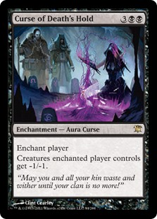 Curse of Death's Hold (Foil)