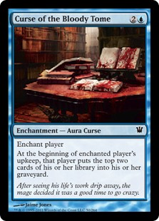 Curse of the Bloody Tome (Foil)