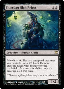 Skirsdag High Priest (Foil)