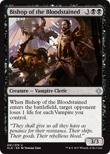 Bishop of the Bloodstained (Foil)