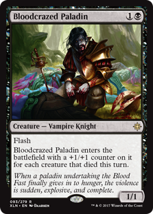 Bloodcrazed Paladin (Foil)