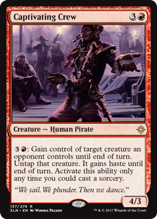Captivating Crew (Foil)