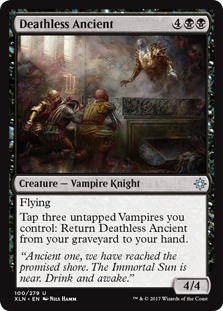 Deathless Ancient (Foil)