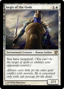 Aegis of the Gods (Foil)