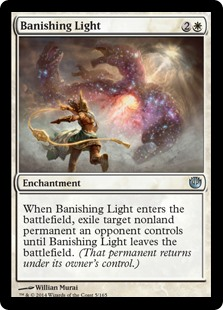 Banishing Light (Foil)