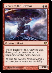 Bearer of the Heavens (Foil)