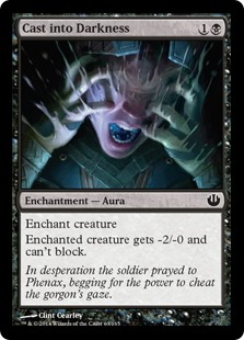 Cast into Darkness (Foil)