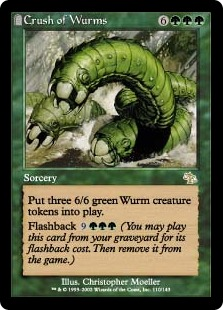 Crush of Wurms