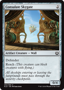 Consulate Skygate (Foil)