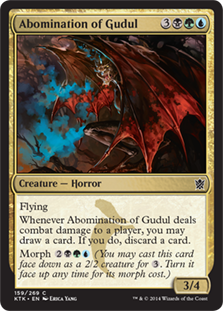 Abomination of Gudul (Foil)
