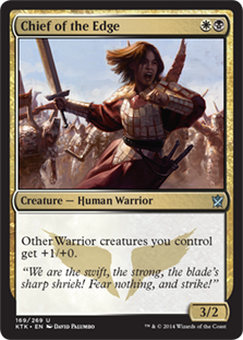 Chief of the Edge (Foil)