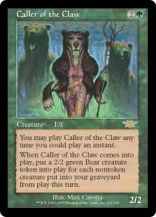 Caller of the Claw (Foil)
