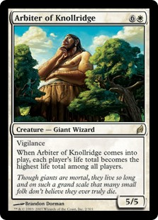 Arbiter of Knollridge (Foil)